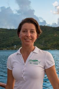 Emmanuelle Akers - Chief Stewardess / Purser