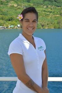 Hoani Teihotu - Stewardess